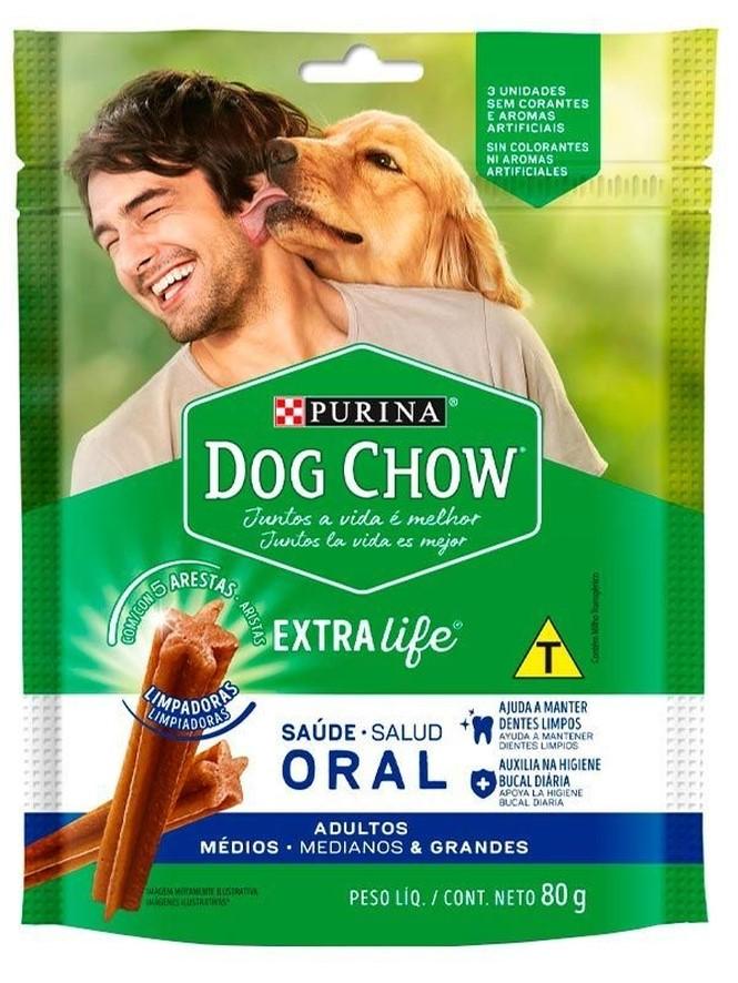 Petiscos para cachorros