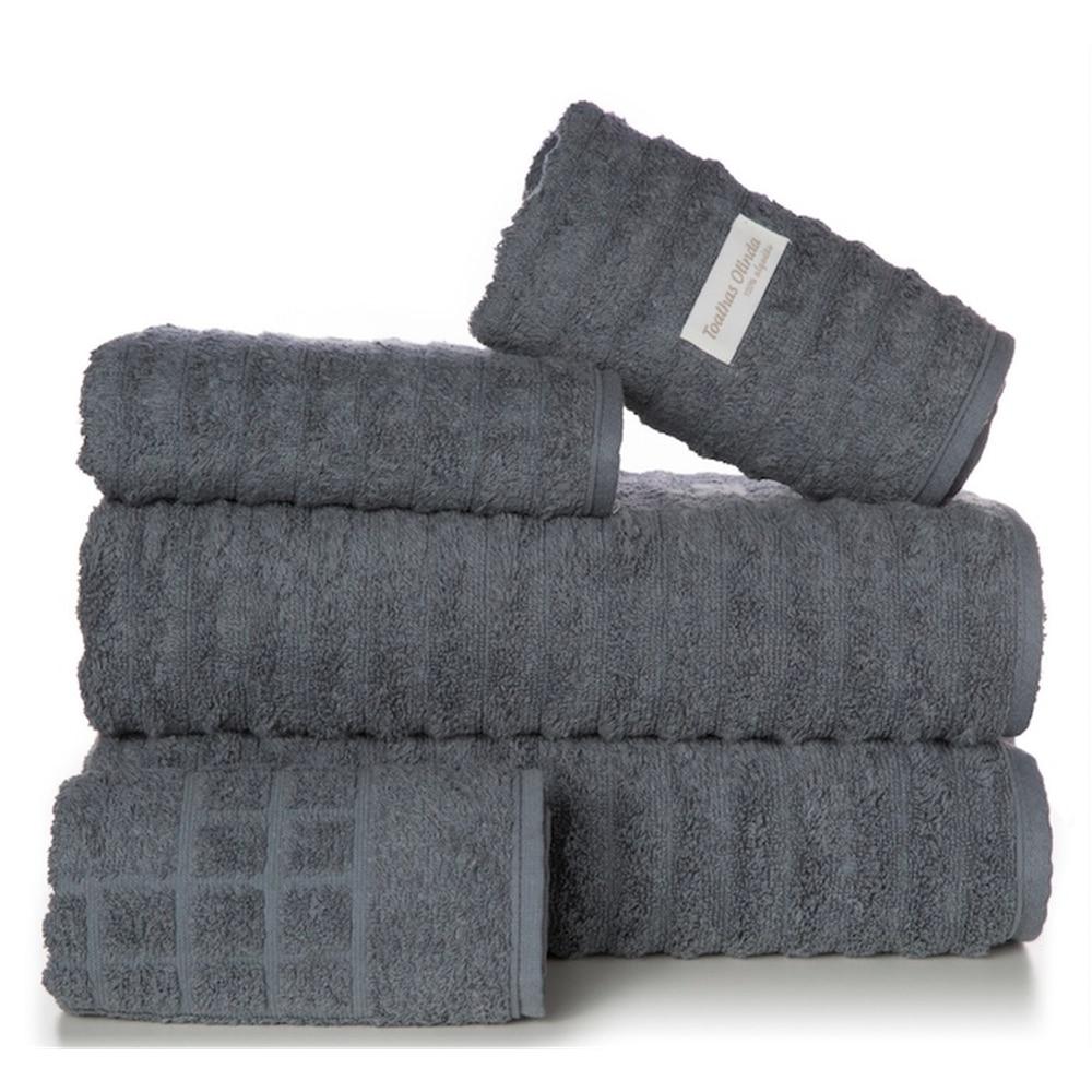 jogo-de-toalha-de-banho-5-peças-grafite