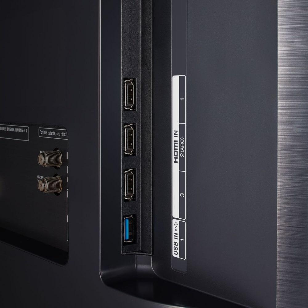 Smar TV com entrada HDMI