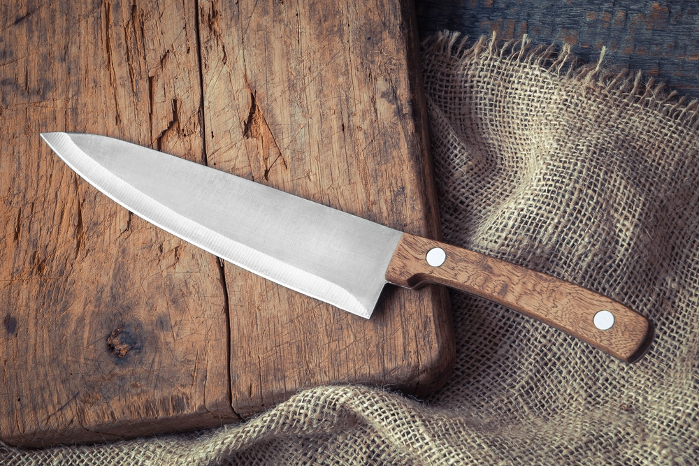 faca do chef