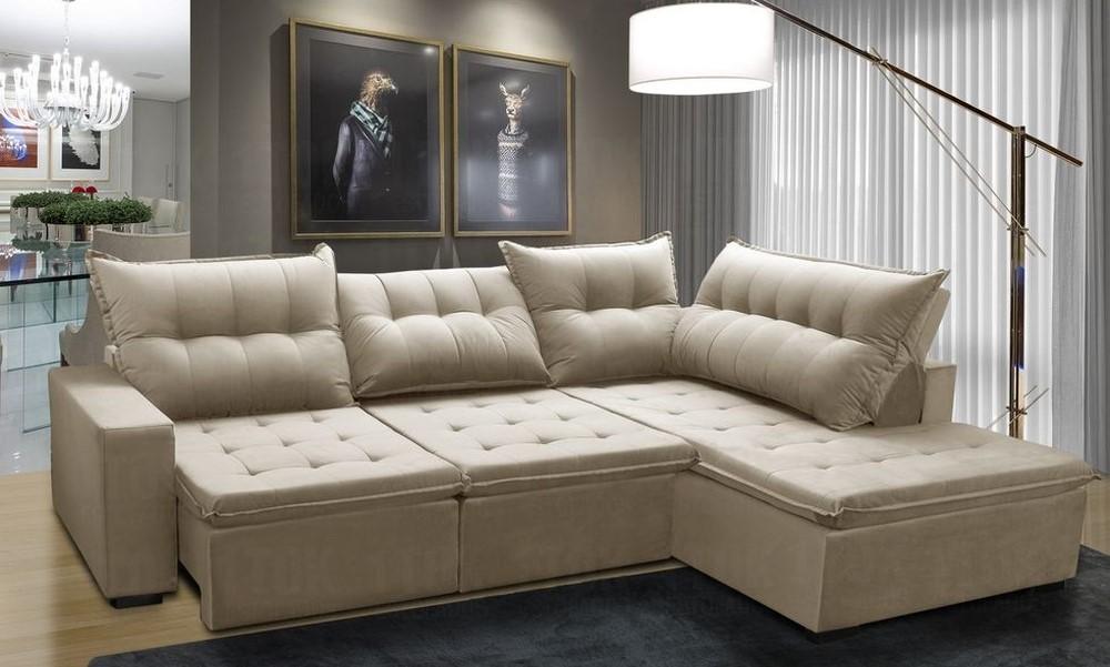 escolher um sofá retrátil