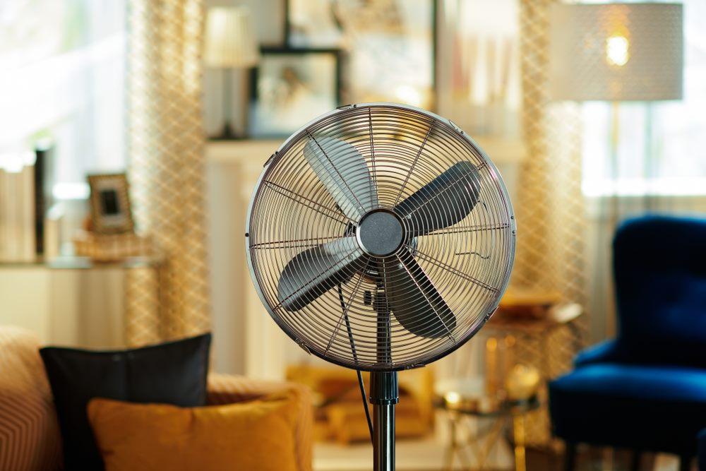 como escolher um ventilador