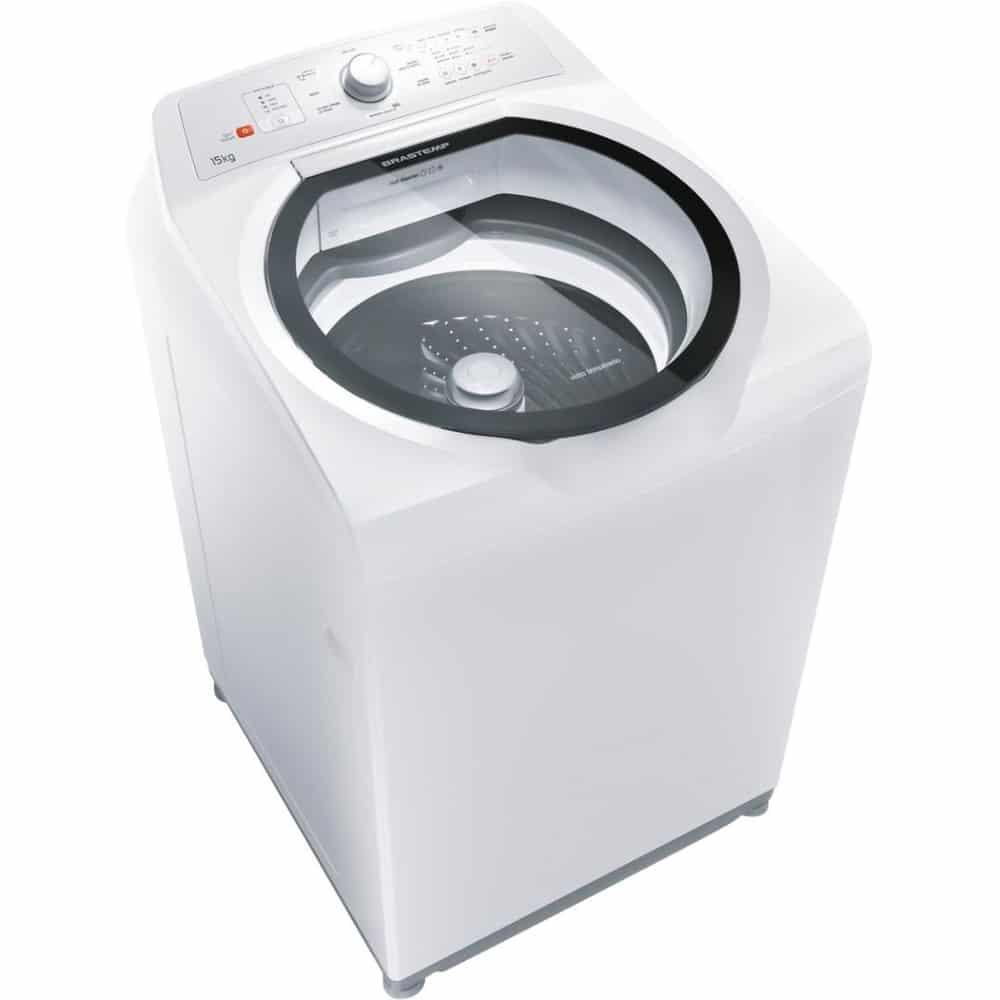 Máquina de lavar roupa 15kg