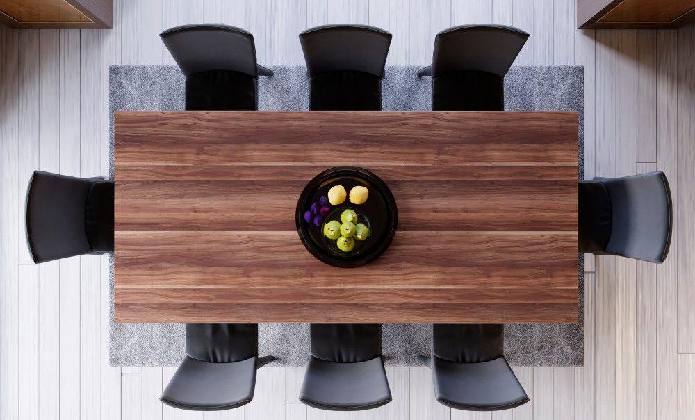 Qual mesa de jantar escolher