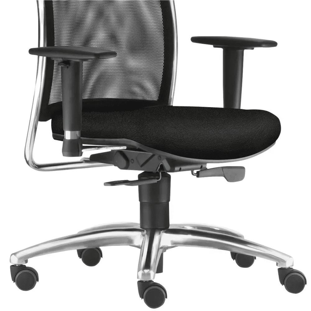 cadeira de escritório com regulagem