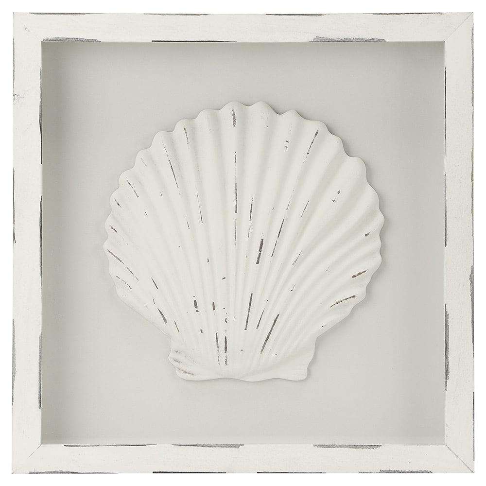 quadro-de-concha-decoração-de-praia.