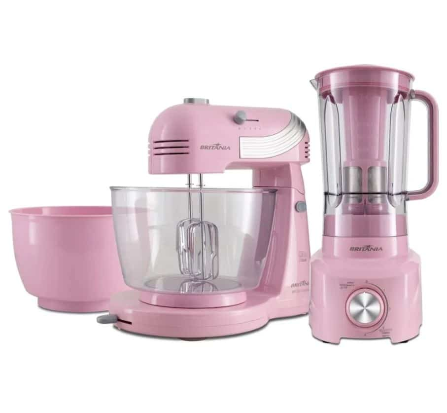 rosa-decoração-da-cozinha