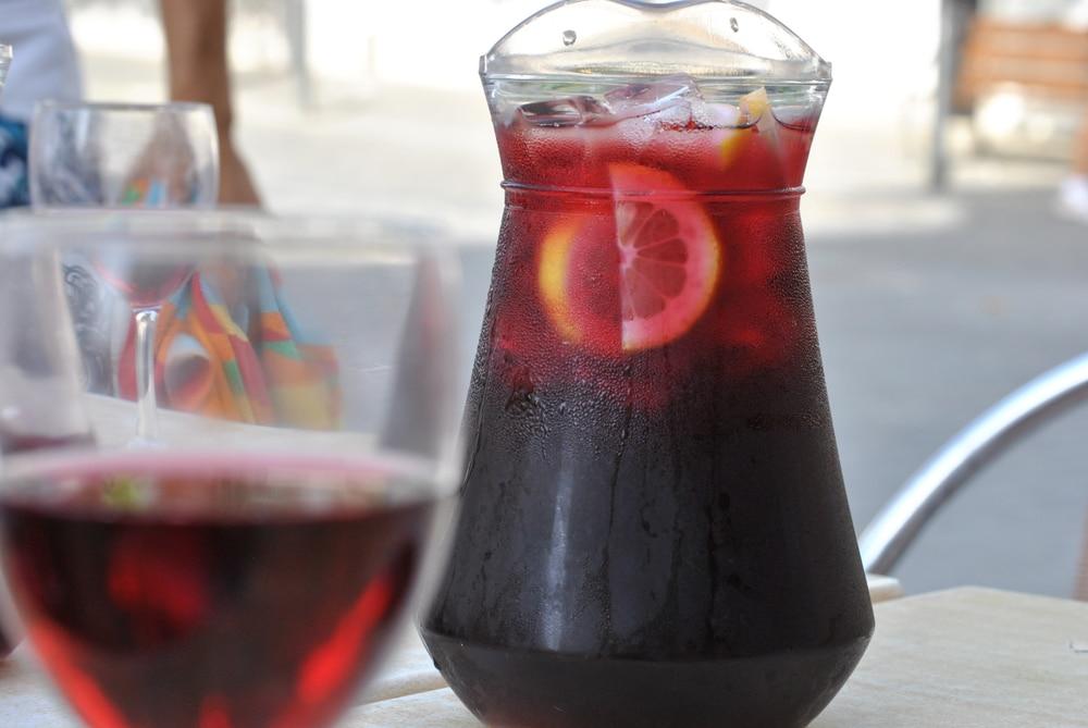 jarra para drink