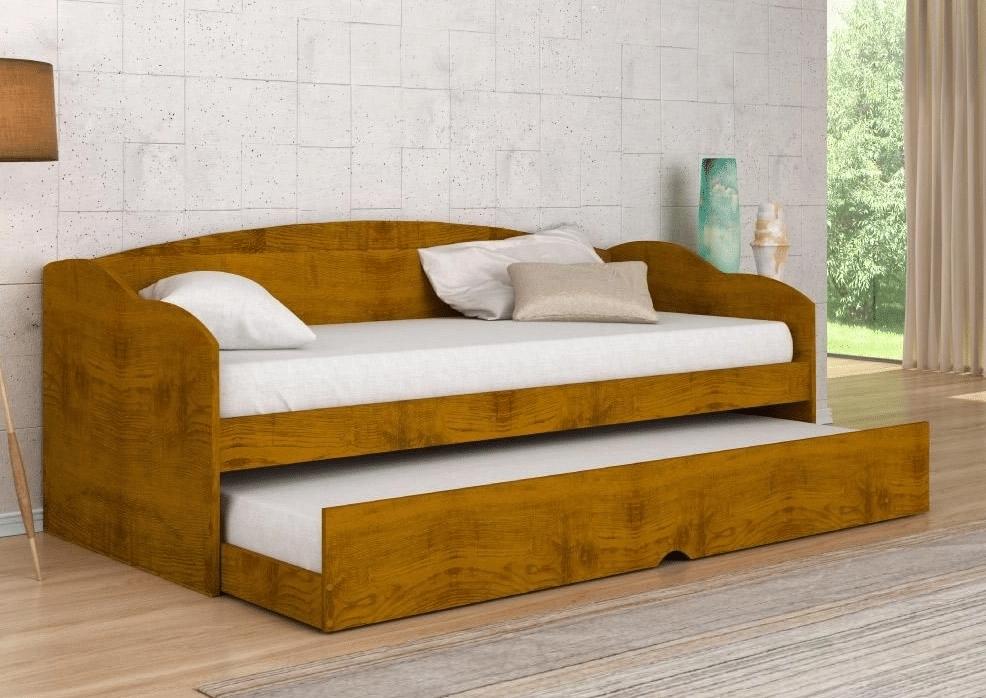 sofá-cama gaveta