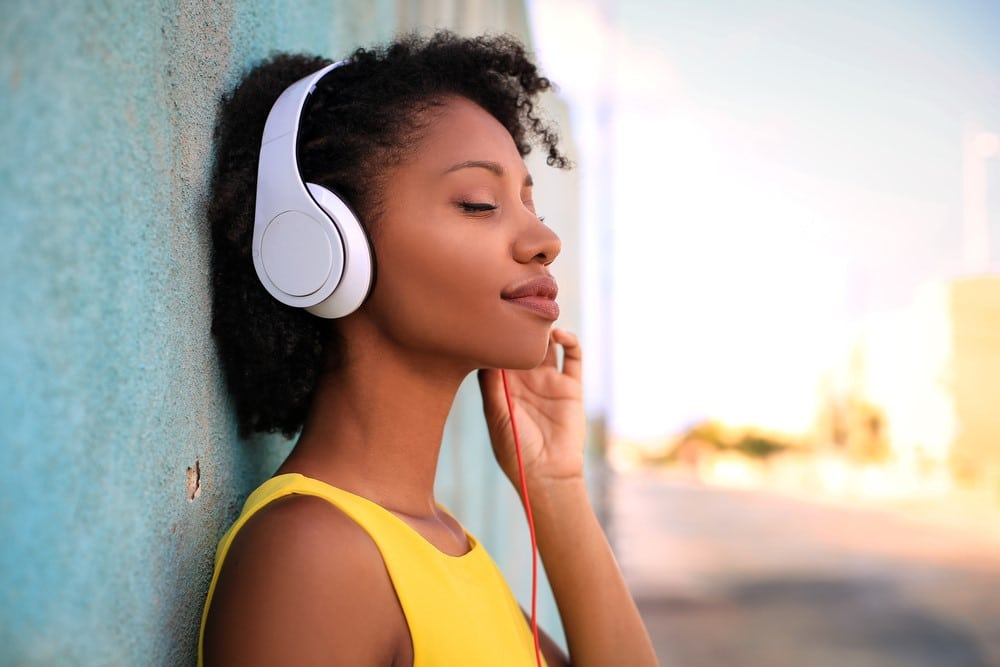 ouvir musica autocuidado