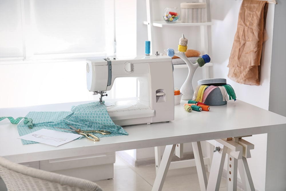 tipos de máquina de costura para iniciantes