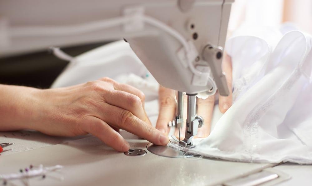 tipos de ponto em máquina de costura para iniciantes