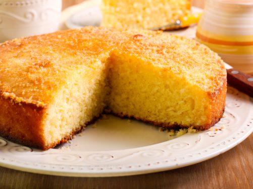 receita de bolo de coco sem açúcar