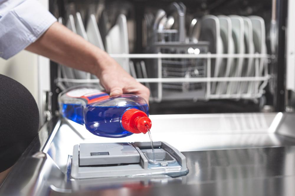 detergente para lava-louças