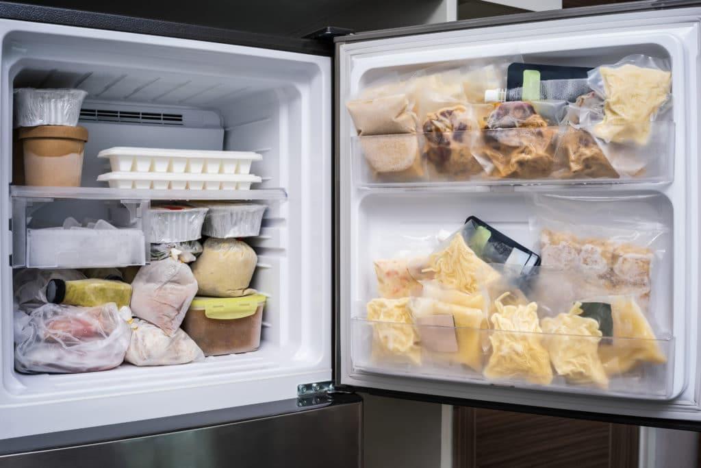 investir em uma geladeira frost free