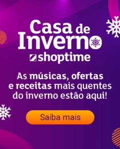 Casa de Inverno Shoptime