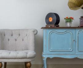 Como construir uma decoração de estilo vintage
