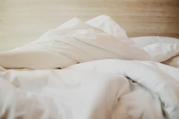 jogo de cama de algodão
