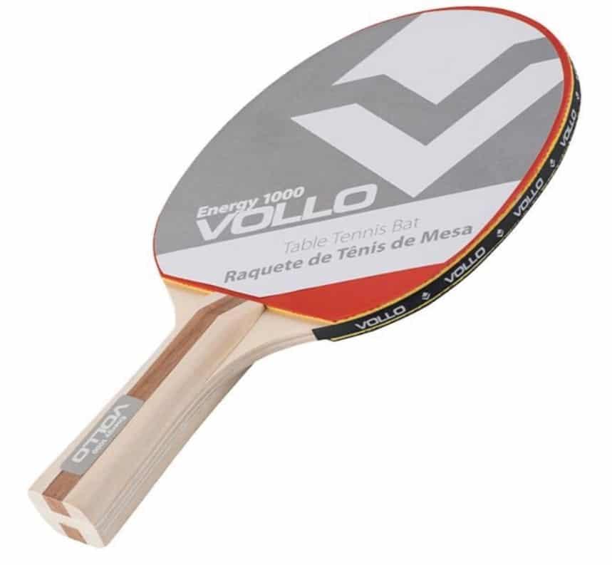 raquete de tenis de mesa presente para pais esportivos