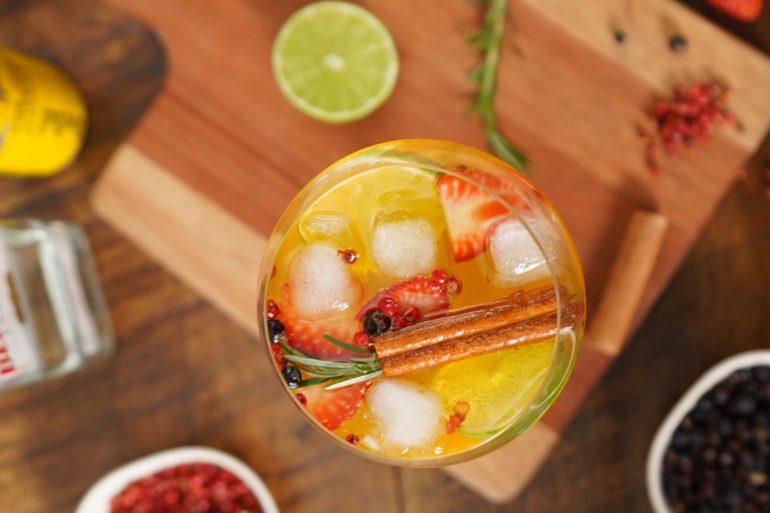 Receita de drink: Como fazer gin com especiarias