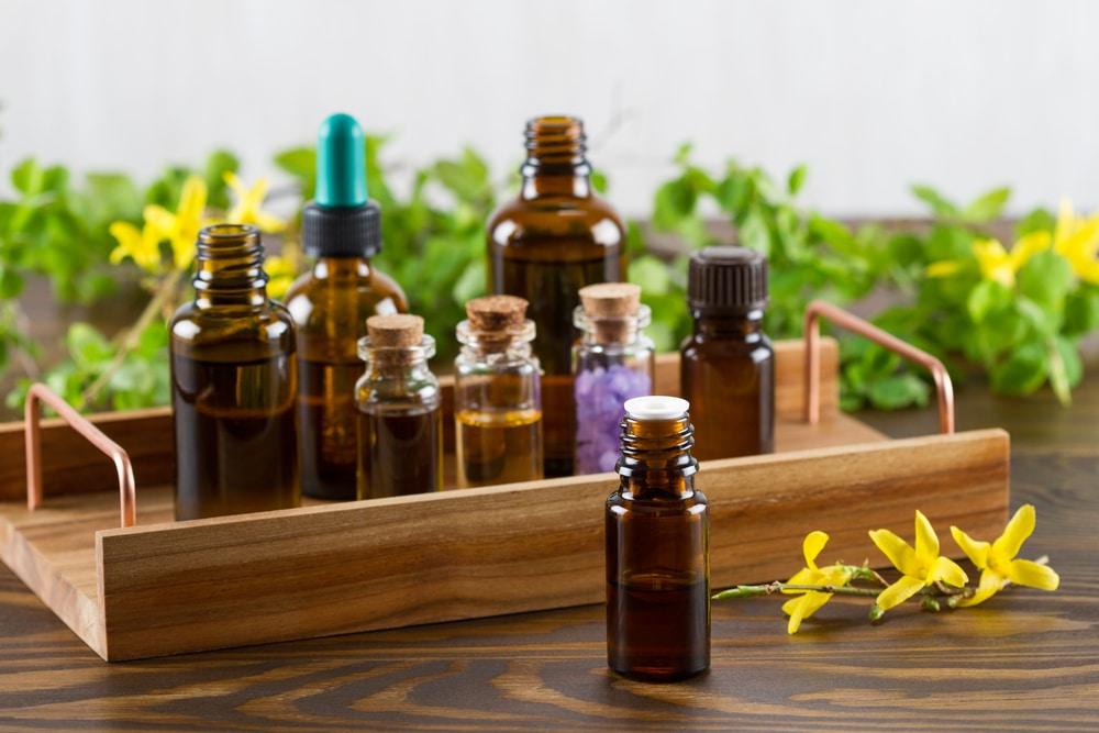 óleos essenciais e aromas