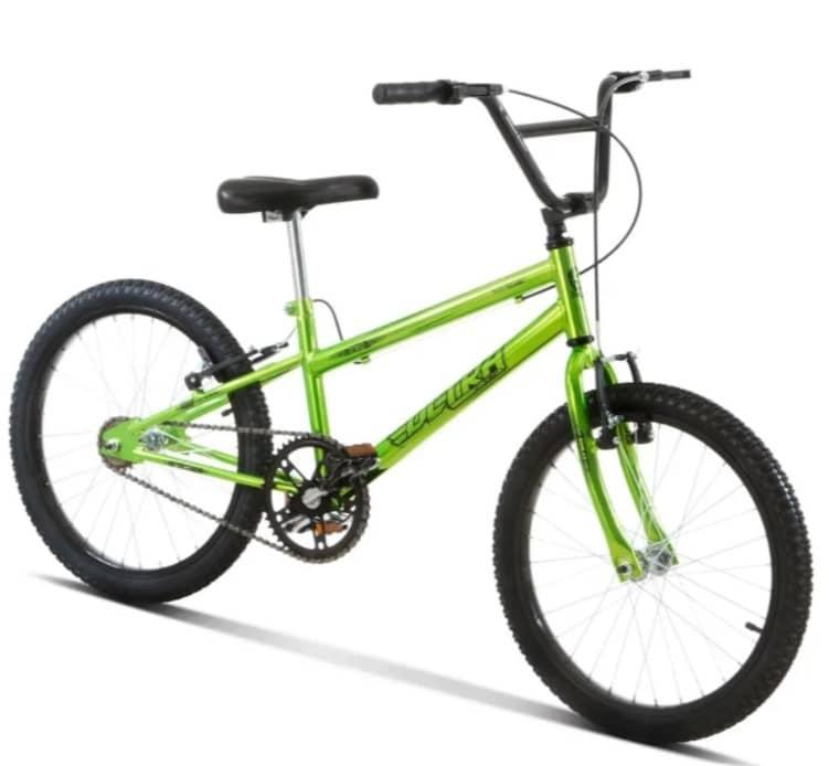 bicicleta aro 20 ultra bikes verde